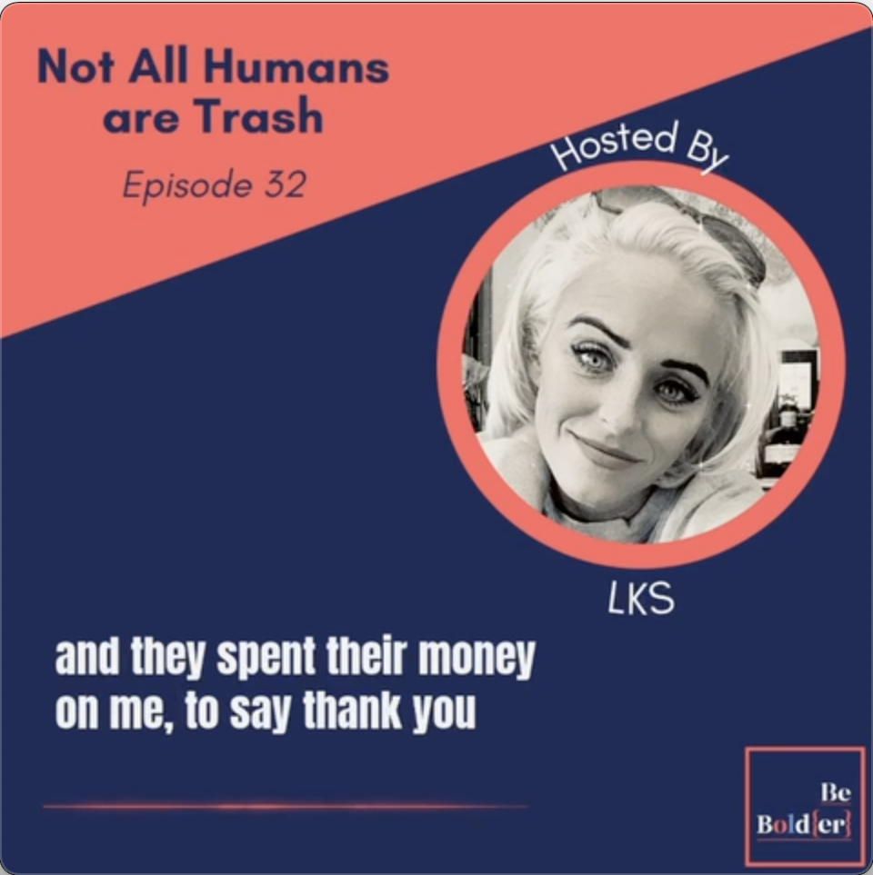 Not All Humans Are Trash – Episode 32